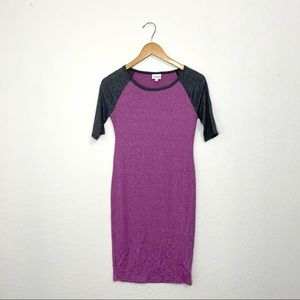 Lularoe T-shirt Midi Dress